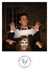 photobooth mariage pau